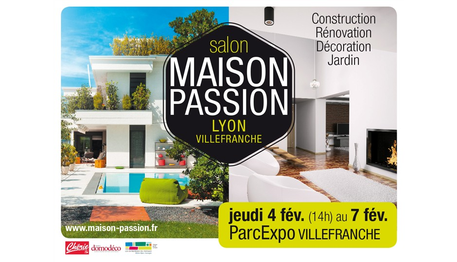 Salon Maison Passion Villefranche 2016 - INOBAT