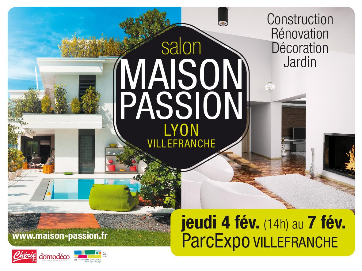Salon maison passion villefranche 2016 inobat for Salon maison 2016